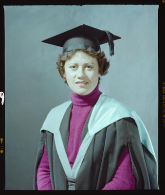 Negative: Mrs Stent Graduate