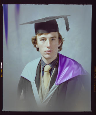 Negative: Mr P. Nicholas Graduate
