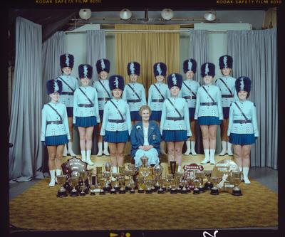Negative: Acme Pioneer Marching Team 1980