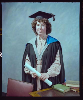 Negative: Anne-Marie Mercer Graduate