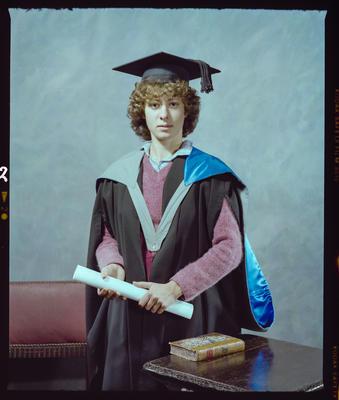 Negative: Miss L. Batt Graduate