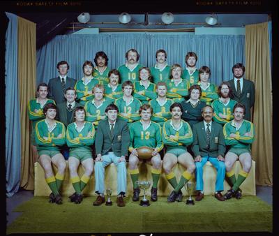 Negative: Marist Western Suburbs League Senior Second Side 1980