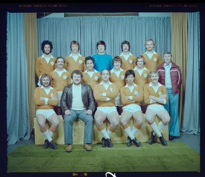 Negative: Hornby United Soccer 1980
