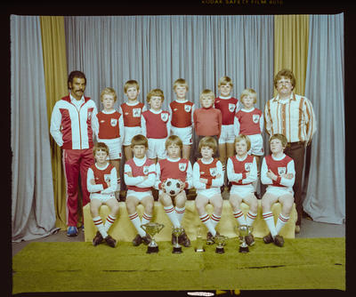 Negative: Western Football Juniors 1980
