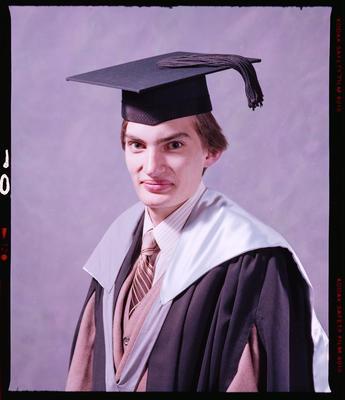 Negative: Mr August Graduate