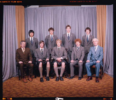 Negative: St Andrew's College Thompson House 1980