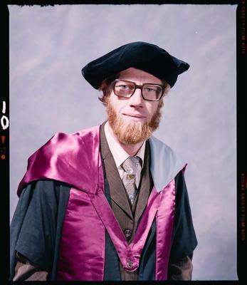Negative: Mr Duke Graduate
