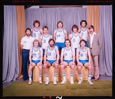 Negative: Canterbury Basketball Association Team 1980