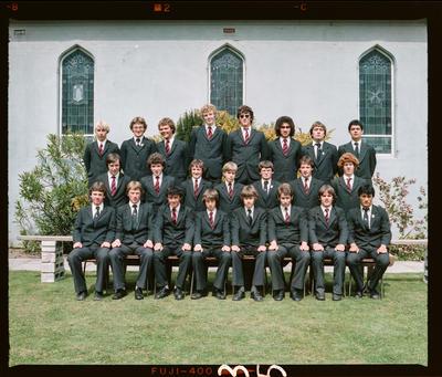 Negative: St Bede's Sixth Form 1980