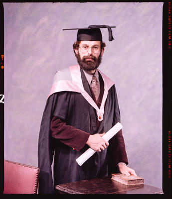 Negative: Mr Roche Graduate