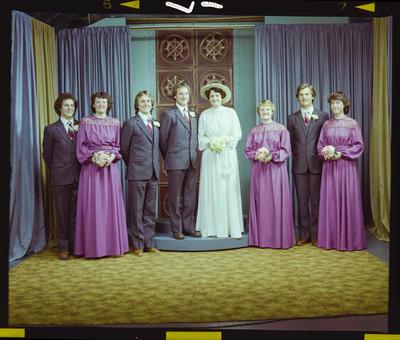 Negative: Kelly-Claridge Wedding