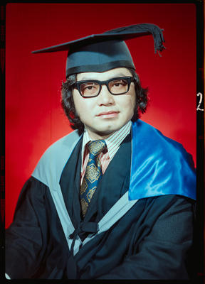 Negative: Mr S. W. Chin Graduate