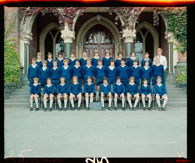 Negative: CBHS Form 5N 1981