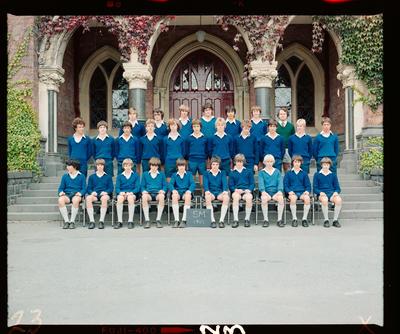 Negative: CBHS Form 5M 1981
