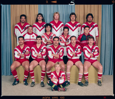 Negative: Eastern Suburbs Rugby 1990