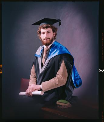 Negative: Mr Lonsdale Graduate