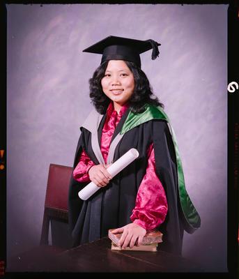 Negative: Margaret Chan Graduate