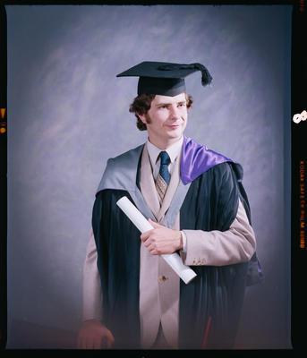 Negative: Mr Cameron Graduate