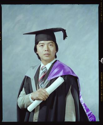 Negative: Mr K. T. Siow Graduate