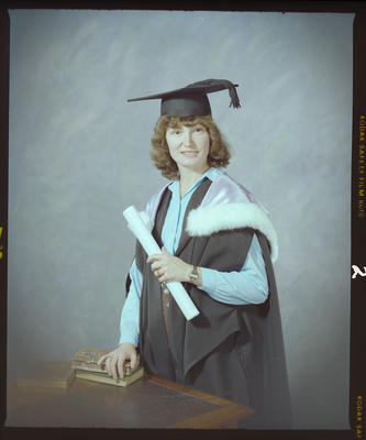 Negative: Miss Jones Graduate