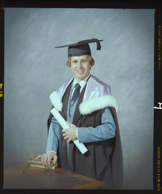 Negative: Mr Lydiard Graduate