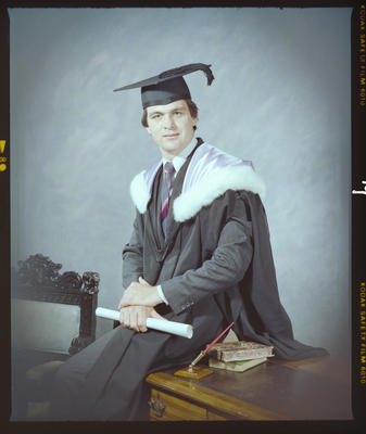 Negative: Mr Kljakovic Graduate