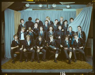 Negative: CBHS Monitors 1981