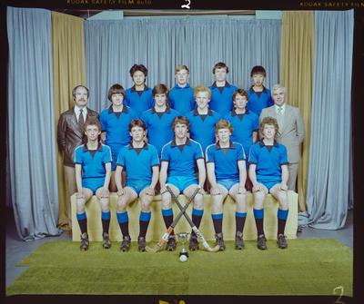 Negative: CBHS Hockey Team 1981