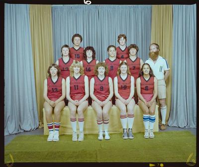 Negative: Canterbury Junior Women's Basketball 1981