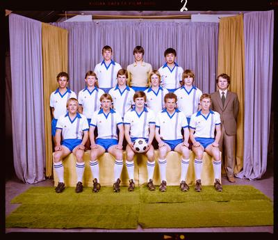 Negative: CBHS Soccer 1981