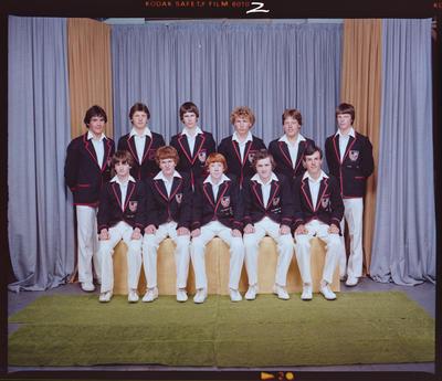 Negative: St Bede's Cricket Team 1981