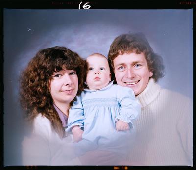 Negative: Bushnell Family Portrait