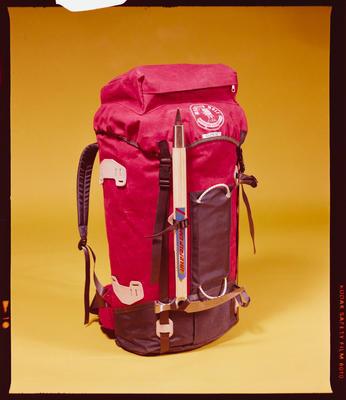 Negative: Mountain Equipment Climbing Pack