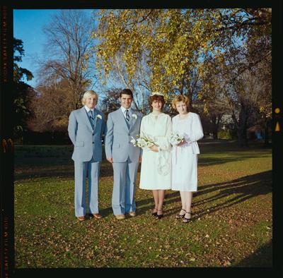 Negative: Currie-Cothard Wedding