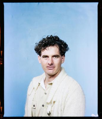 Negative: Mr Peach Passport Photo