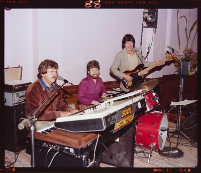 Negative: Akaroa Debutante Ball Band 1983