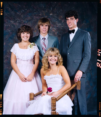 Negative: Villa Maria School Leaver's Ball 1983