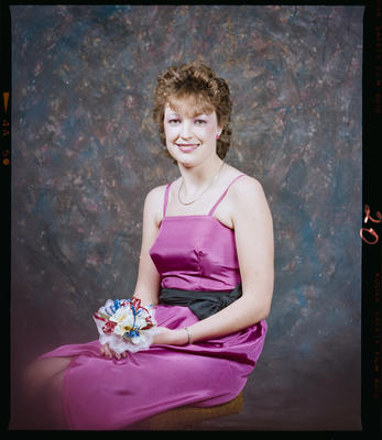 Negative: Marian College Debutante Ball 1983