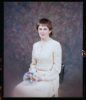 Negative: Marian College Debutante Ball 1983