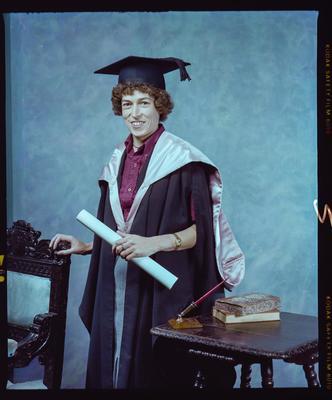 Negative: Margaret Brosnon Graduate