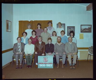 Negative: Linwood North School 75th Jubilee Committee 1983