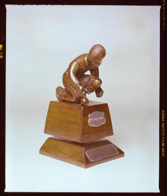 Negative: Bowling Trophy