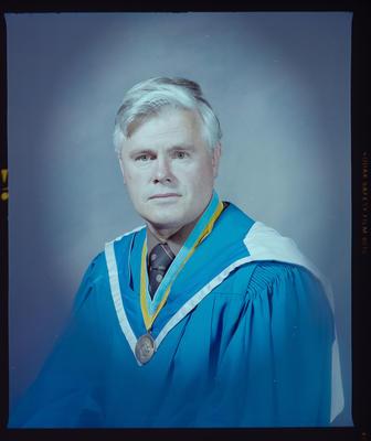 Negative: Mr Murphy Portrait