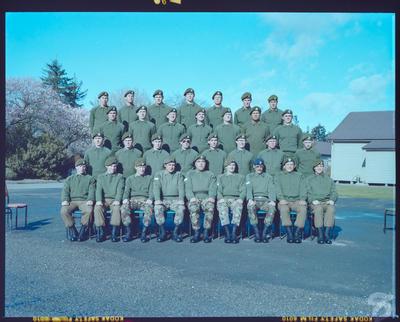 Negative: Burnham Military Camp Platoon