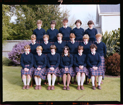 Negative: CGHS Acland House 1983