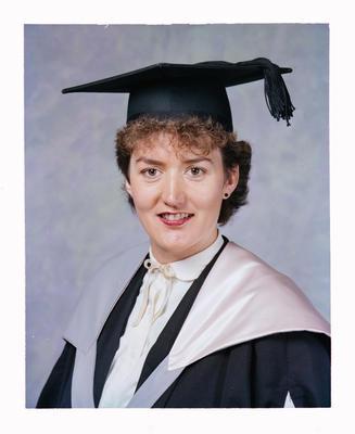 Negative: Miss Langsbury Graduate