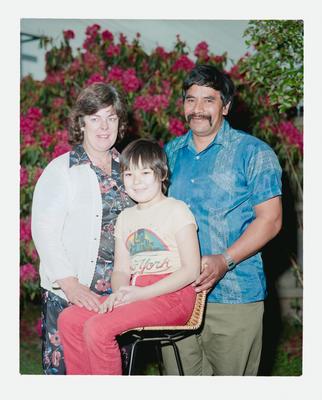 Negative: Leanne Ruwhiu and Family
