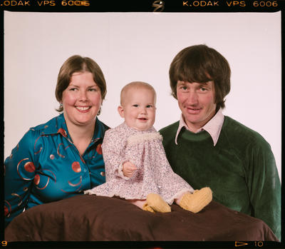 Negative: Buckley Family Portrait