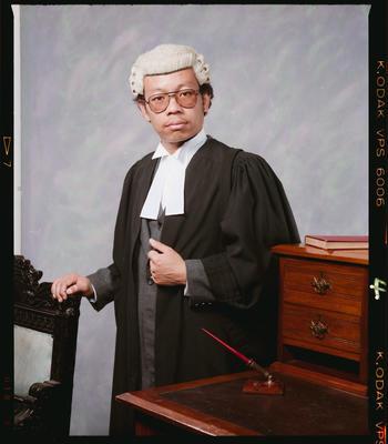 Negative: Mr Hashim Barrister