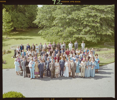 Negative: Lamb-Arnold Wedding